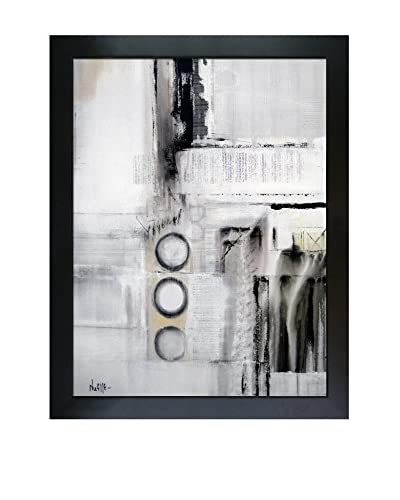 "Elwira Pioro ""Ulysses"" Framed Reproduction Print on Canvas"