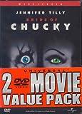 echange, troc Bride of Chucky & Child's Play 2 [Import USA Zone 1]