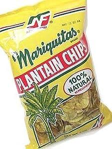 Mariquitas Plantain Chips, 5 oz.