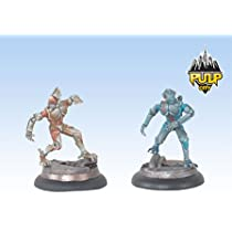 Pulp City: Minion - Sentry Bots (2)