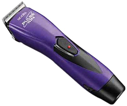 Andis Pulse Ion Clipper Kit, Purple