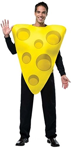 [Cheese Adult Costume] (Wine And Cheese Couples Costume)