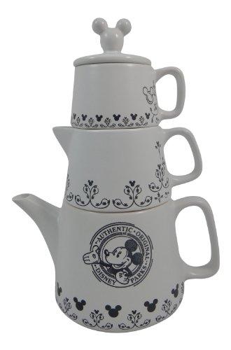 Hallmark Winnie the Pooh Tea for One Ceramic Teapot Set