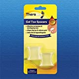TheraStep - Gel Toe Spacers x2 | One Size | | Soothing Vitamin E & Aloe