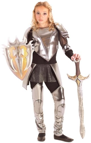 Princess Paradise Girls Warrior Snow Tween Costume