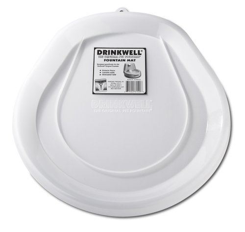 Drinkwell Pet Fountain Mat for the Original Pet Fountain
