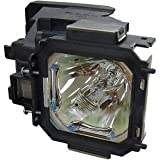 Beamer projector replacement lamp IPX POA-LMP116 610074013167 with housing for Christie LX500 ; Eiki LC-SXG400 LC-SXG400L LC-XG400 LC-XG400L ; Sanyo PLC-ET30L PLC-XT35 PLC-XT35L projector BEAMER