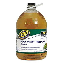 Zep Commercial - Multi-Purpose Cleaner, Pine Scent, 1 gal Bottle ZUMPP128 (DMi EA