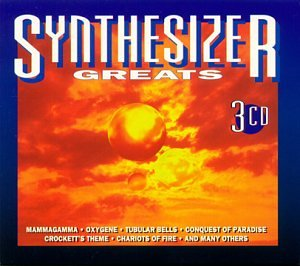 Various Artists - Synthesizer Greats - Zortam Music