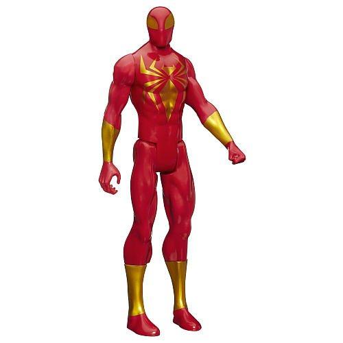 Marve (Iron Spiderman Costume)