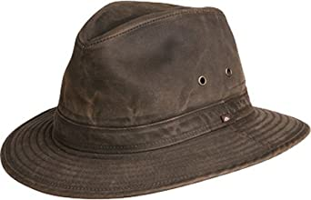 Cov-Ver Crushable Weathered Safari Hat at Amazon Men's Clothing