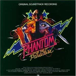 Amazon.com: Phantom Of The Paradise: Original Soundtrack Recording ...