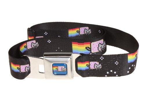 Nyan Cat Seatbelt Belt