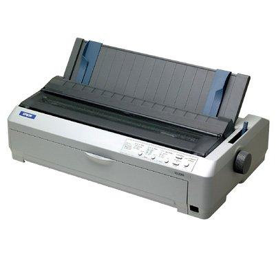Epson LQ 2090 - Imprimante - N&B - matricielle - 420 x 420 mm, rouleau (40,6 cm x 55,9 cm) - 24 pin - jusqu'à 529 car/s