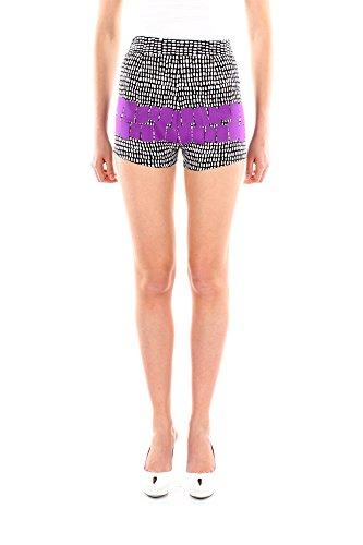 S75MU0196S43667381-Dsquared2-Shorts-Femme-Coton-Noir