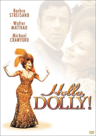 Cover art for  Hello, Dolly! Widescreen Edition