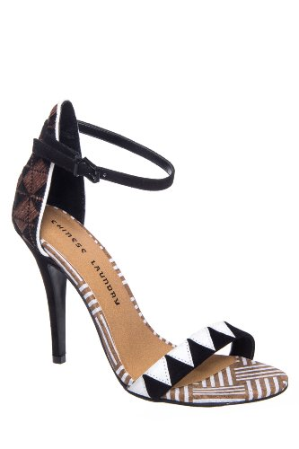 Chinese Laundry La Paz High Heel Stiletto Ankle Strap Sandal