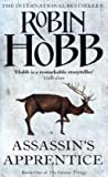 Cover of Assassin's Apprentice by Robin Hobb 0006480098