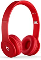 Beats by Dr. Dre Solo HD Cuffie On-Ear, Monocromatico Rosso