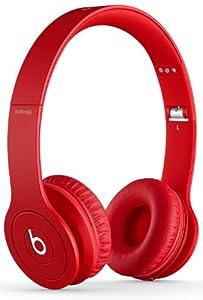 Beats by Dr. Dre Solo HD Casque Audio - Rouge Monochrome