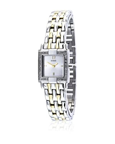 Guess Orologio al Quarzo Woman W10590L1 Argentato 18 mm18 x 18 mm