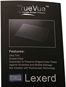 Lexerd - Toshiba Gigabeat G40 TrueVue Crystal Clear MP3 Screen Protector