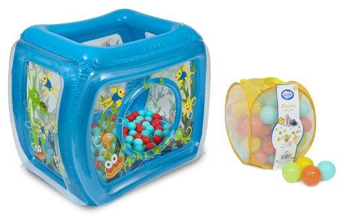 Aire de jeux gonflable ludi aire jeu gonflable ludi sur for Piscine a balles ludi