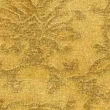 Donghia Morgane Gold Chenille Fabric 5 Yards