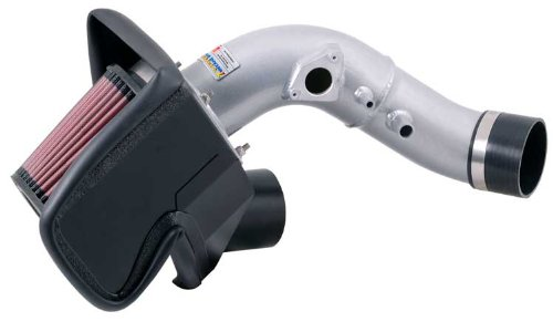 K&N 69-1014TS Typhoon Silver Air Intake System