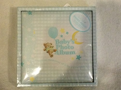 Baby's Photo Album Special Memories of Baby's First Years up to 60 Photos - 1