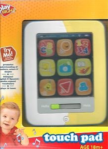 childrens touch pad (play right)