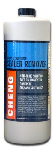 Concrete Sealer Remover