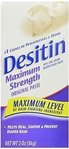 Desitin for Diaper Rash from Desitin