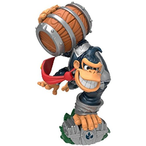 Dark Turbo Charge Donkey Kong for Amiibo and Skylanders Superchargers - Nintendo (Refurbished Wii Console Only compare prices)
