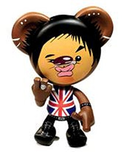 Swear Bears 6 inch vinyl Brit Bear