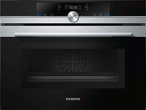 Siemens CM633GBS1 four - fours (Moyenne, Intégré, Electrique, Acier inoxydable, boutons, Électronique)
