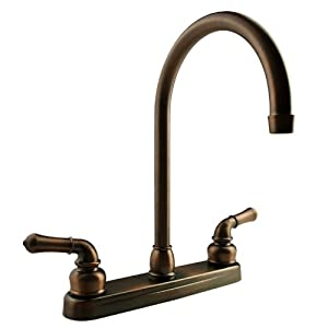 Dura Faucet Df Pk330hc Orb J Spout Rv Kitchen Faucet Oil Rubbed Bronze