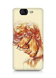 Amez designer printed 3d premium high quality back case cover for Micromax Canvas Knight A350 (I knew it moy print)