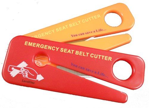 Level One Seat Belt Cutter X 2