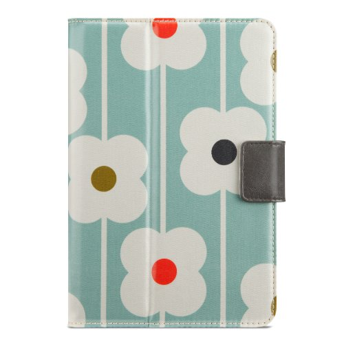 Sale!! Belkin Orla Kiely Abacus Case for iPad mini/mini with Retina Display, Duck Egg/Dark Gray (F7N...
