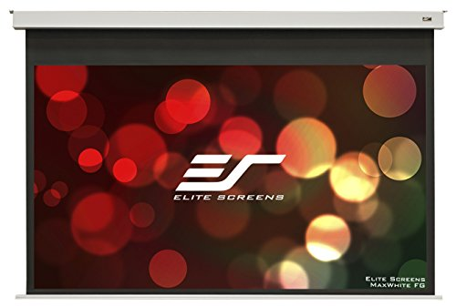 "Elite Screens 120"" Diagonal (4:3) Eb120Vw2-E8, Evanesce B Series, Recessed In Ceiling Electric Projection Screen"
