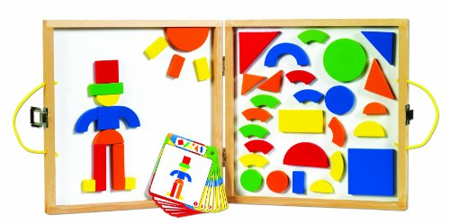 Small World Toys Ryan'S Room - Take And Create Shapes front-775480