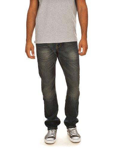 Jeans Selvedge Deboss Vintage indigo Money W34 Men's