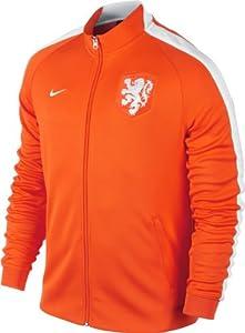 Holland Authentic N98 Jacket 2014 2015 - Orange by Nike