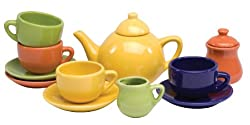 Childrens Tea Set (colors may vary)