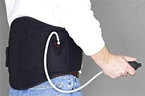 O2 Cold and Compression Back Wrap by Ortho