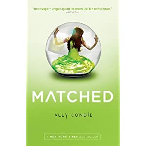 Matched (Matched (Paperback - Trilogy))