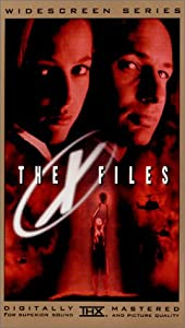 The X-Files (Movie) (Widescreen Edition) [VHS]