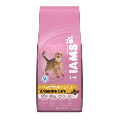 Detail image ProActive Health Adult Cat Digestive Care Dry Cat Food (3.5-lb bag)
