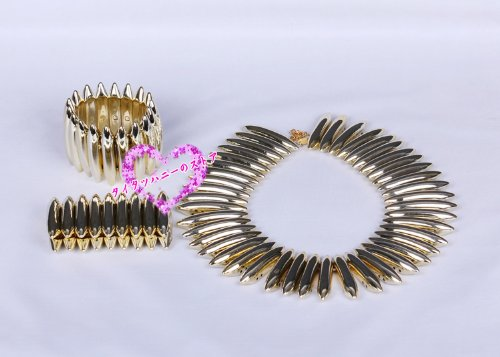 Cosplay Tool / Accessory Fate / Zero (Fate / Zero) Archer (Archer) Gilgamesh Necklace +2 Point Bracelets Costume (Japan Import)